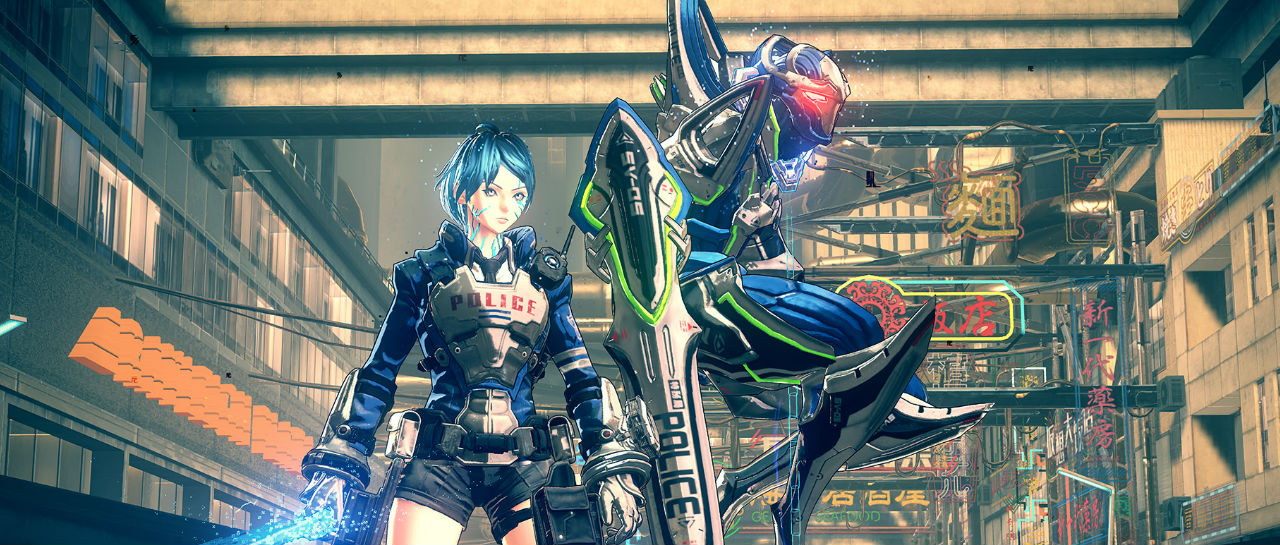 Astral Chain Atomix