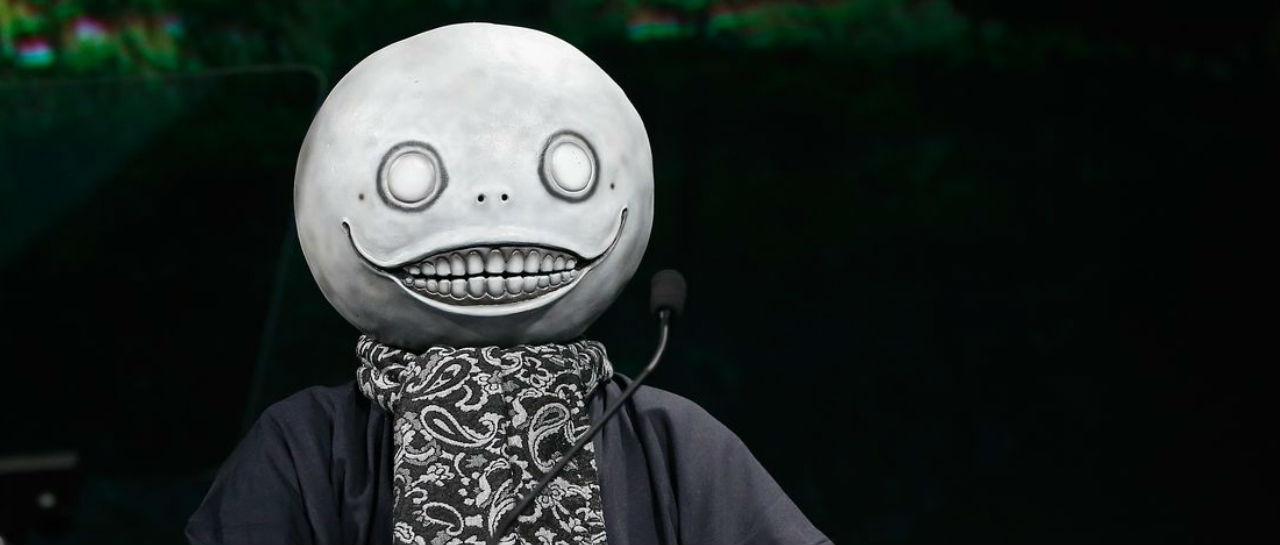 Atomix Yoko Taro
