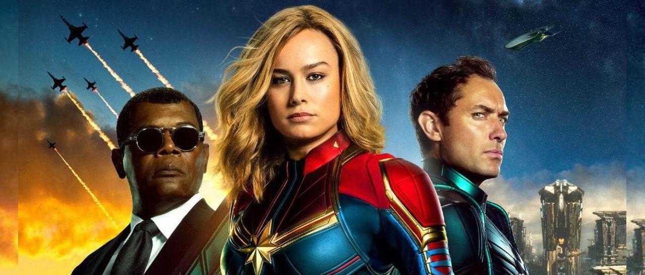 Captain Marvel Atomix