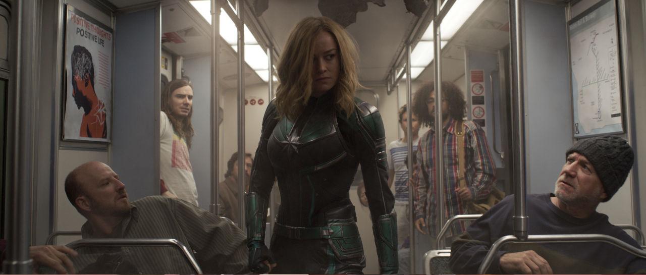 Captain Marvel teaser Atomix