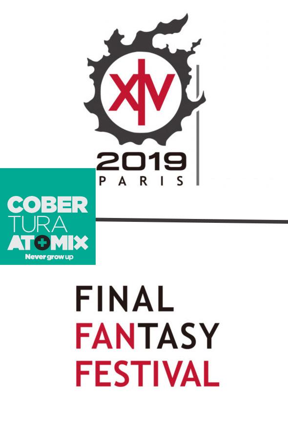 Cobertura FFXIV FF 2019