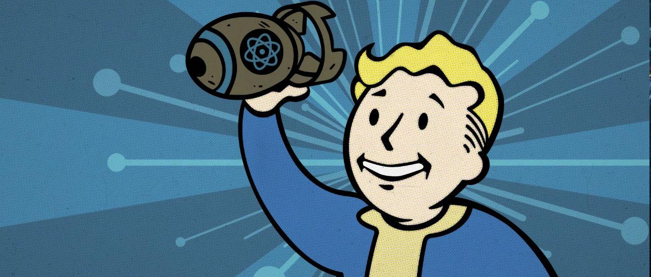 Fallout 76 Vault boy Atomix