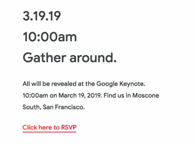 Google invitación Atomix