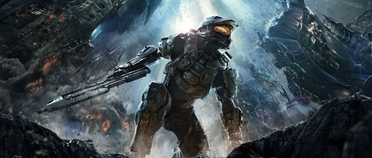 Halo 4 Master Chief Atomix