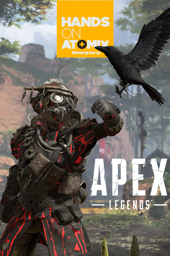 HandsOn_ApexLegends