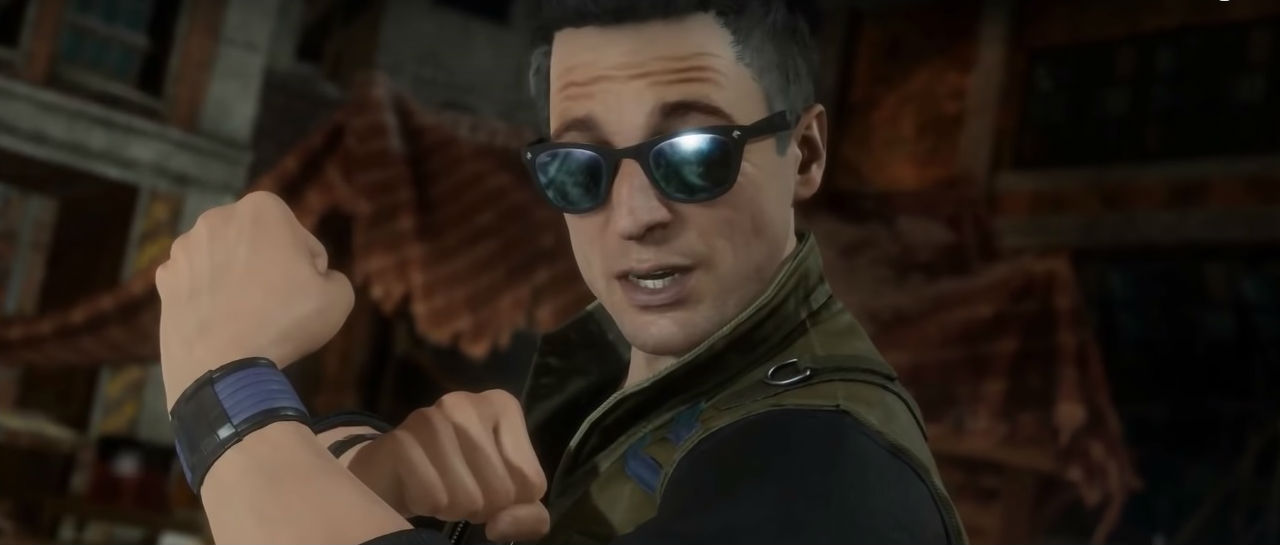 Johnny Cage MK11 Atomix