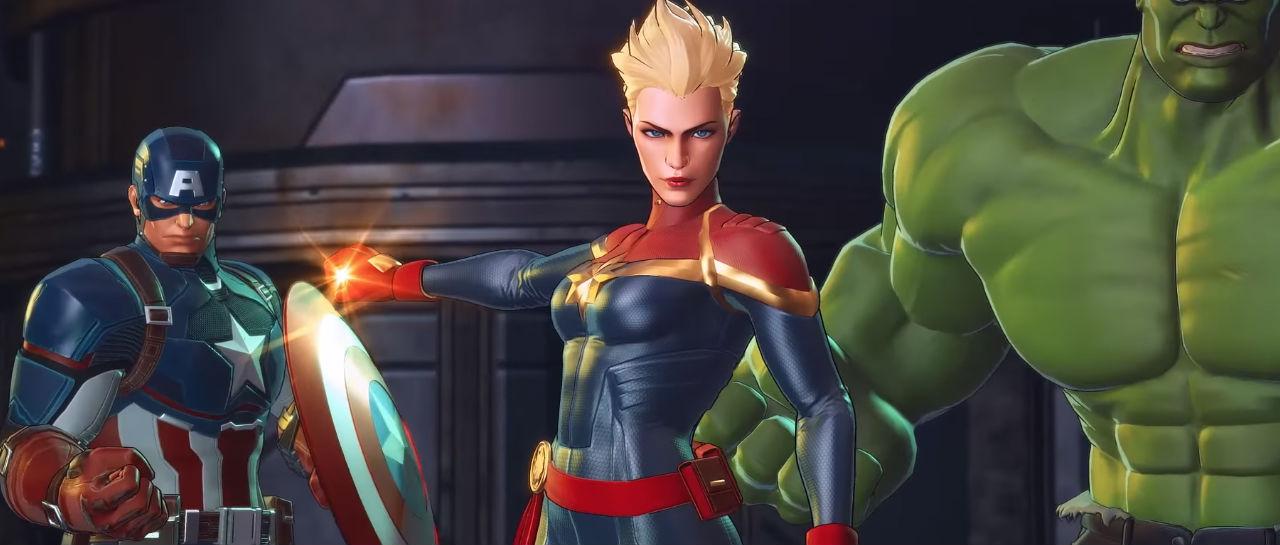 Marvel Ultimate Alliance 3 Atomix