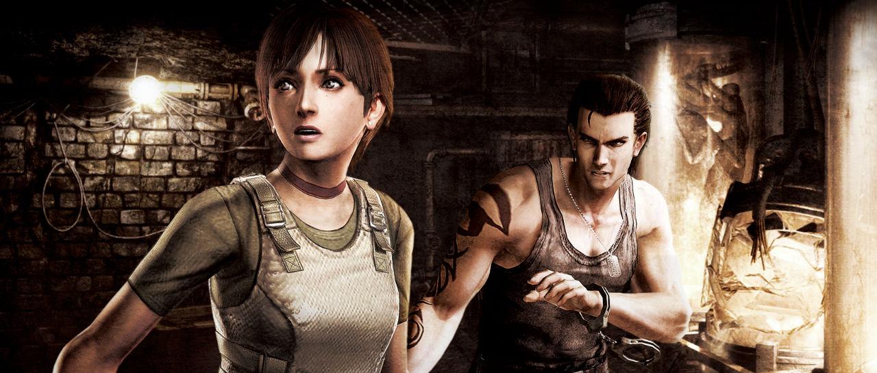 Resident Evil 0 Atomix