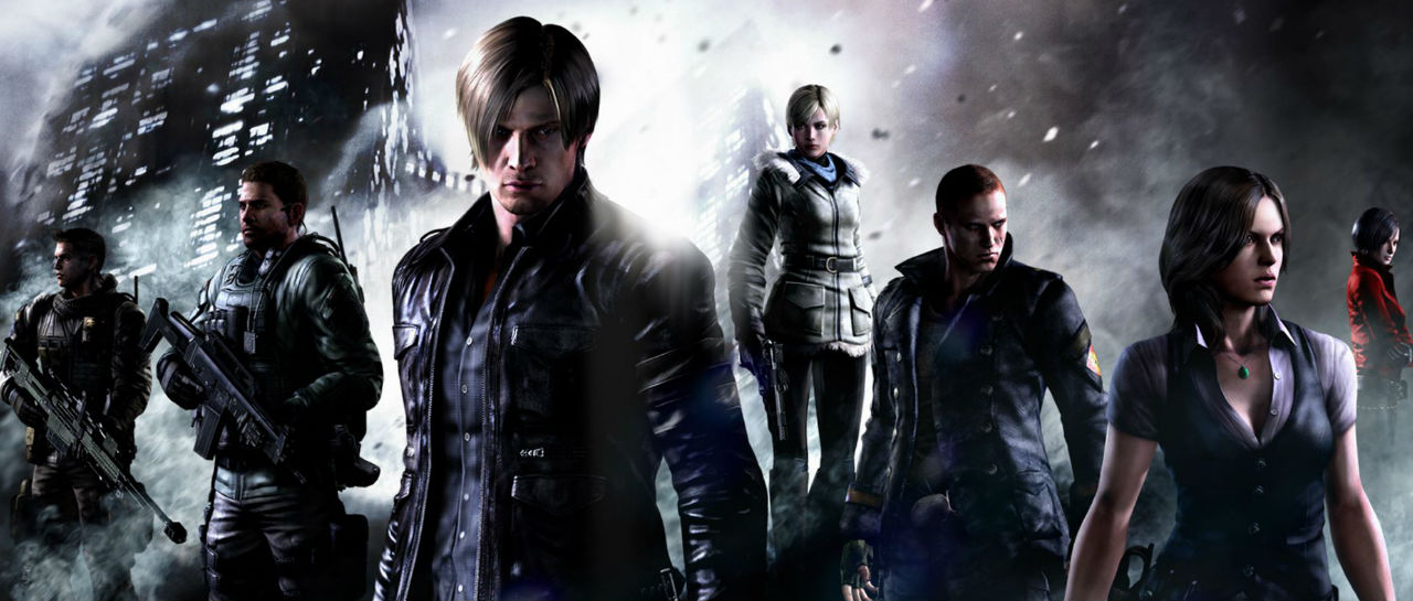 Resident Evil 6 ventas Atomix