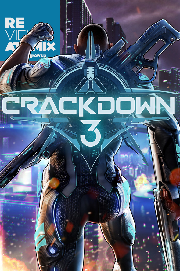 Review Crackdown 3