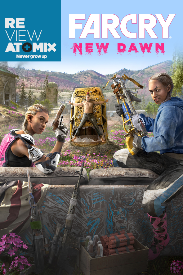 Review Far Cry New Dawn