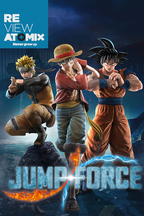 Review_JumpForce