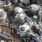 Star Wars Disney construccion Atomix 2