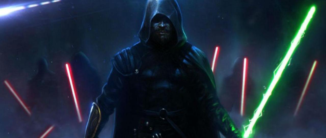 Star Wars Jedi Atomix