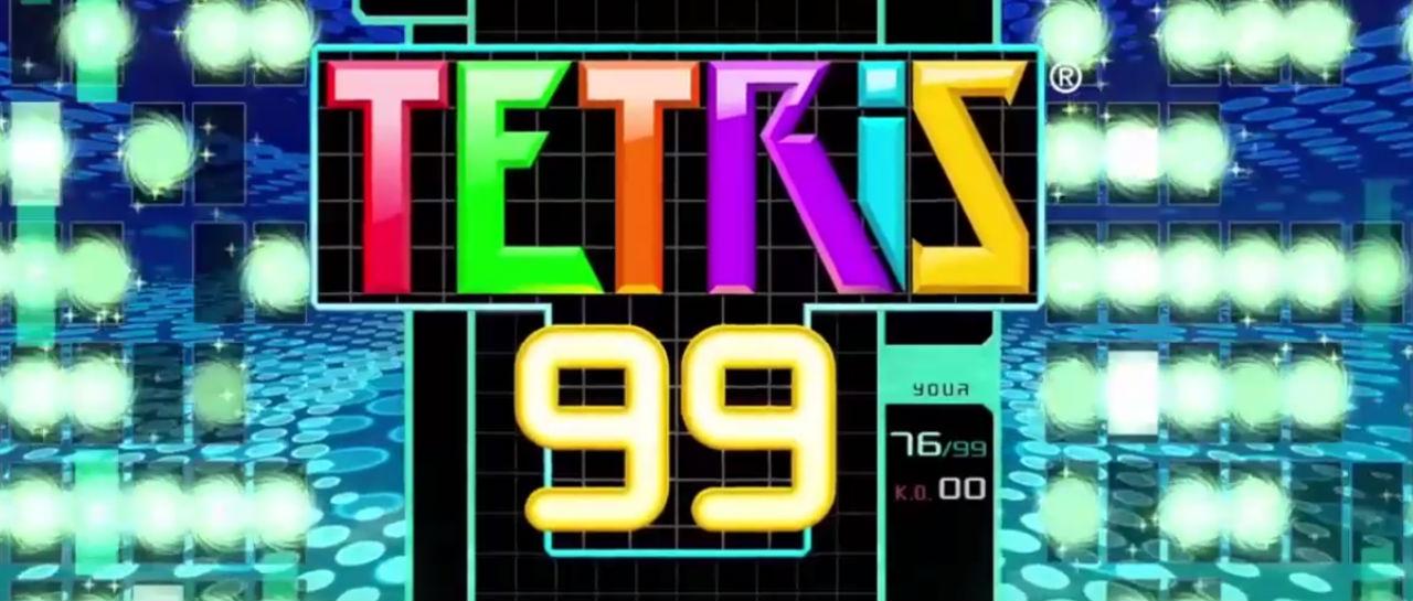 Tetris 99 Atomix