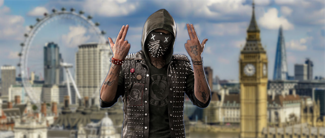 Watch Dogs 3 Londres Atomix