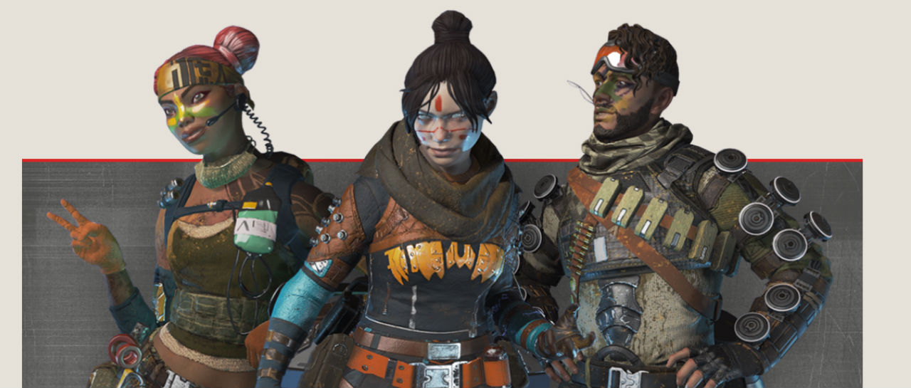 Apex Legends Season 1 Atomix