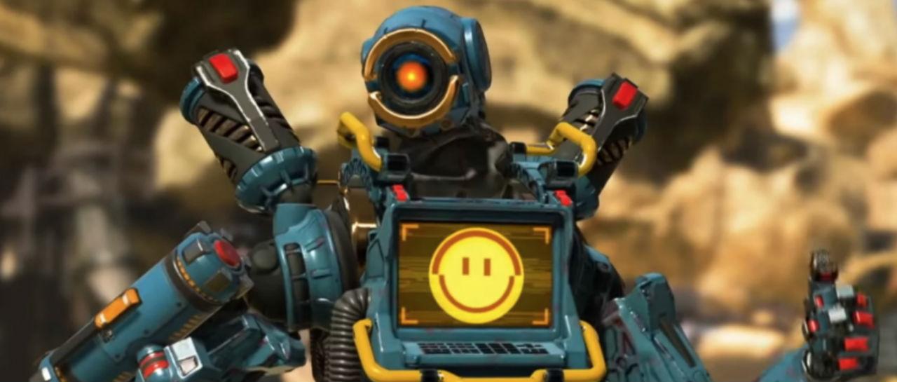 Apex Legends smile Atomix