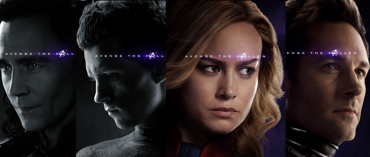 Avengers Posters Atomix