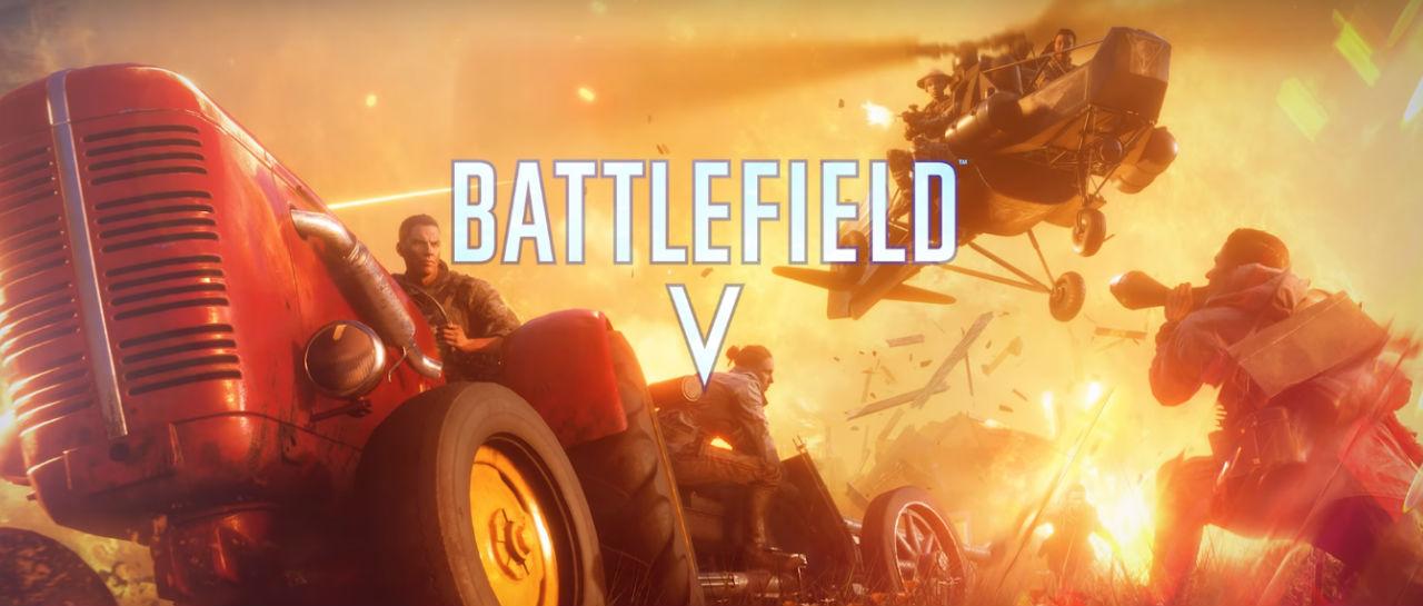 Battlefield V Firestorm Atomix
