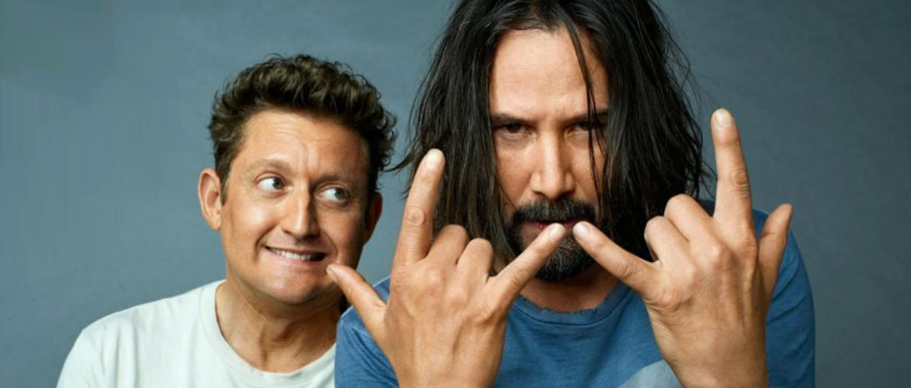 Bill and Ted 3 Atomix