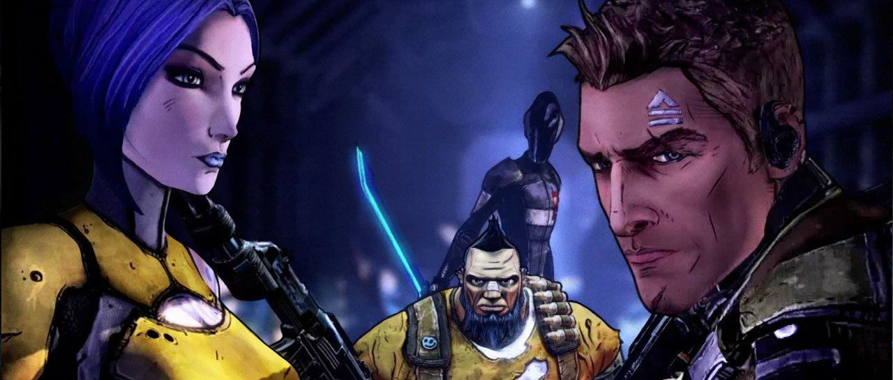 Borderlands Handsome Collection Atomix