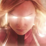 Captain Marvel glow Atomix