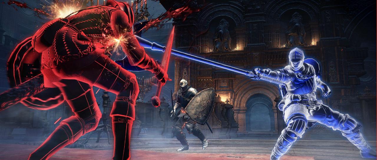 Dark Souls 3 multiplayer Atomix