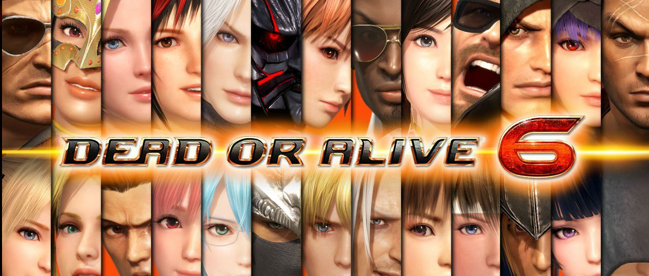 Dead or Alive 6 Atomix