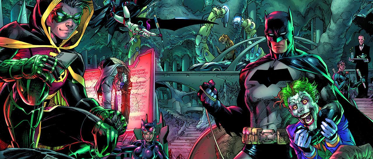 Detective Comics Batman 1000 Atomix