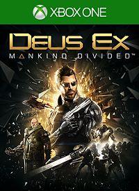 Deus Ex Xbox