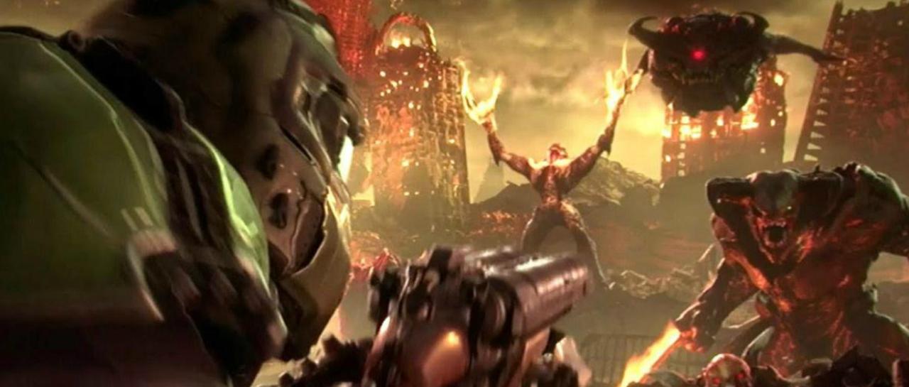 Doom Eternal Atomix
