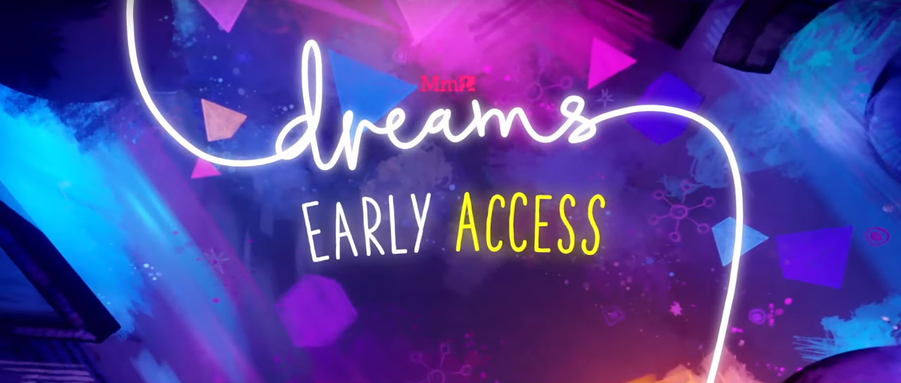 Dreams Early Access Atomix