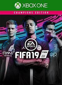 FIFA 19 Champions Edition Atomix
