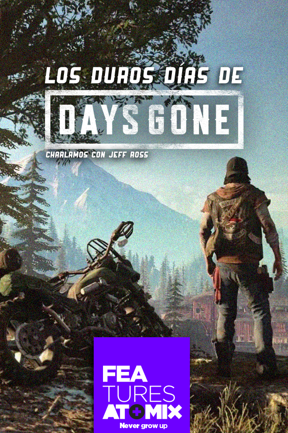 Feature Days Gone