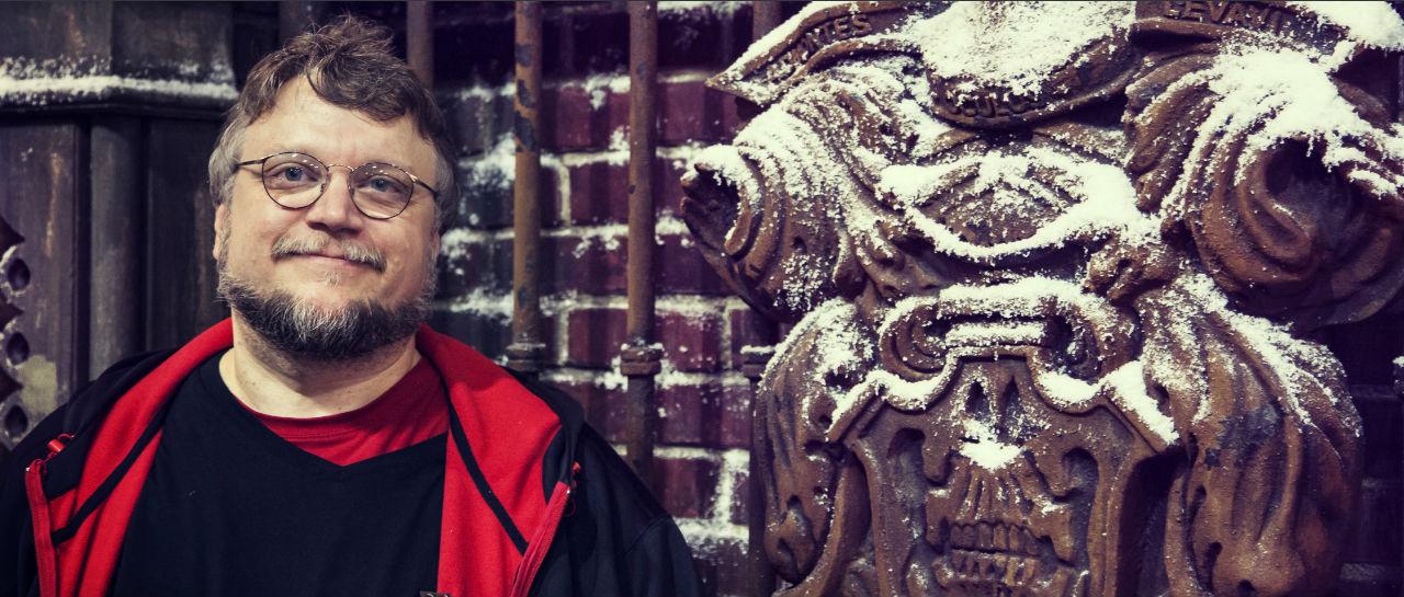 Guillermo del Toro Atomix