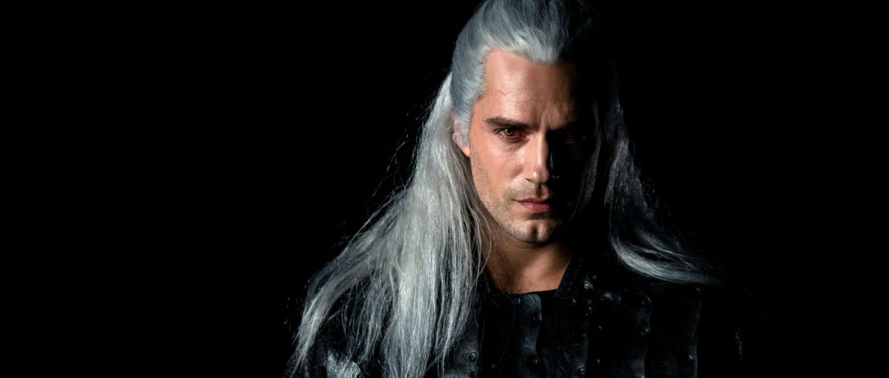 Henry Cavill Witcher Atomix