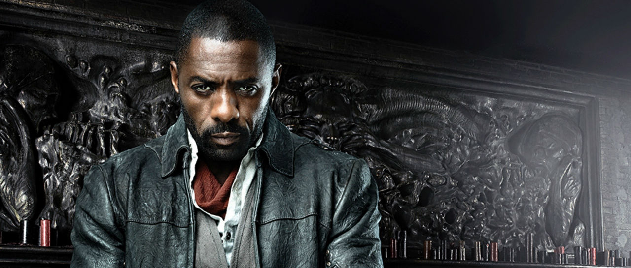 Idris Elba Dark Tower Atomix