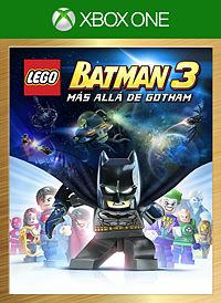 LEGO Batman 3 Deluxe Edition Xbox One