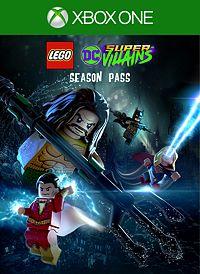 LEGO DC Super Villains Pase de Temporada Xbox One