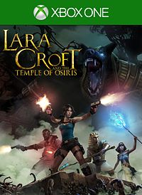 Lara Croft Temple Osiris