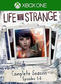 Life is Strange 1-5