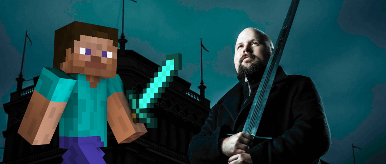 Markus Notch Minecraft Atomix Foto de Forbes