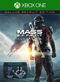 Mass Effect Andromeda Deluxe Recruit Edition Atomix