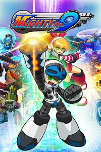 Mighty no 9 Atomix
