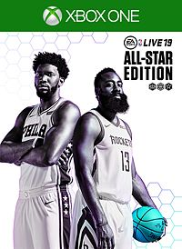 NBA Live 19 Edición All Star Atomix