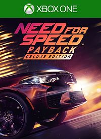 Need for Speed Payback Deluxe Edition Atomix
