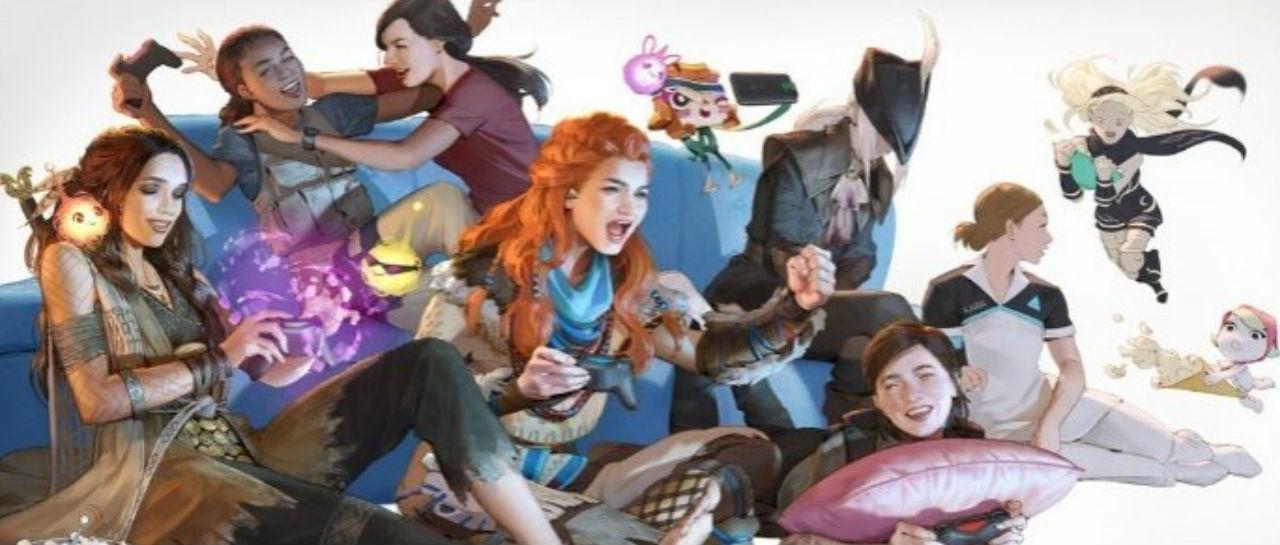 PS4 Tema Dia internacional mujer Atomix
