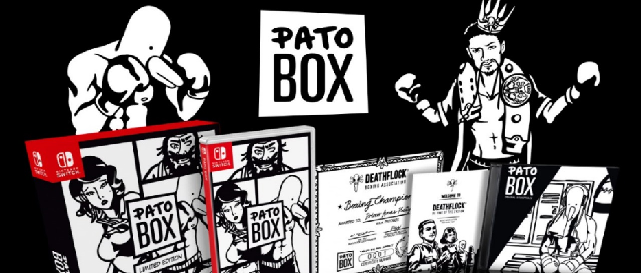 Pato Box Switch