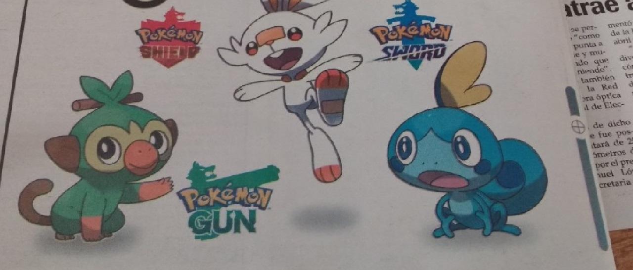 Pokémon Gun Atomix